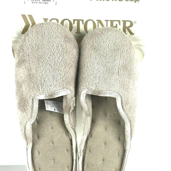 Isotoner Shoes - Isotoner Pillow Step Arch Comfort Tufted Sole